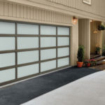 Garage Door House