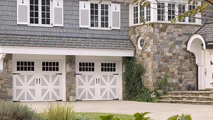 elegant garage doors