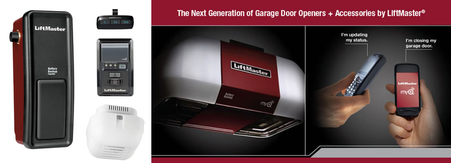 Liftmaster Garage Door Opener System