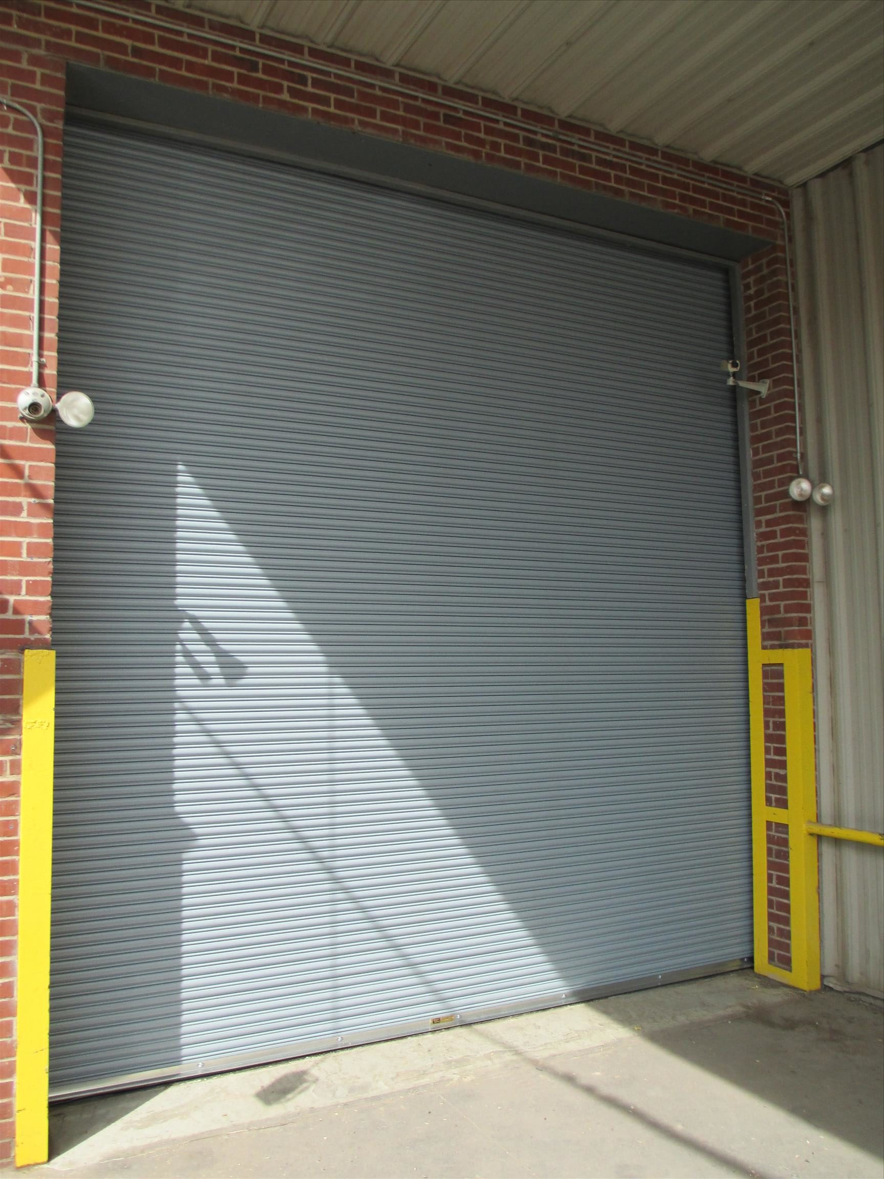 commercial loading dock overhead door